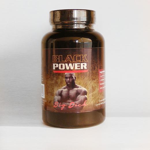 Black Power Aumenta el tamaño de tu pene